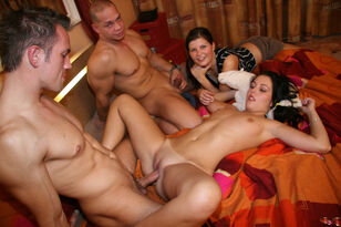 Swinger Soiree Orgie Swingers adult Pornography Hump Gang..