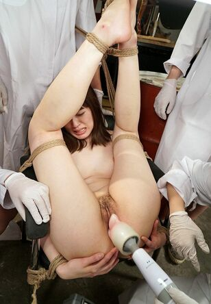 Chinese fuckslut was ravaged by some playthings in fierce..