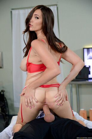 Holly Michaels clinic buttfuck sex, the  nurse to ever..