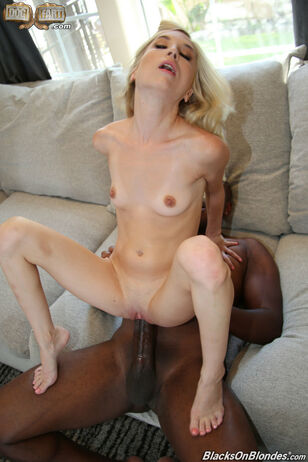 Teeny cock-squeezing cooch of slim babe Piper Perri is..
