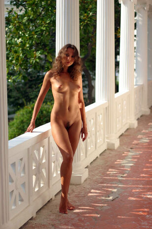 Bare vacation model from nude-in-russia